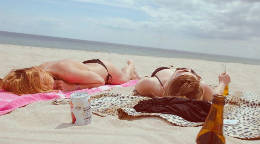 Solkysst hud utan risk för cancer