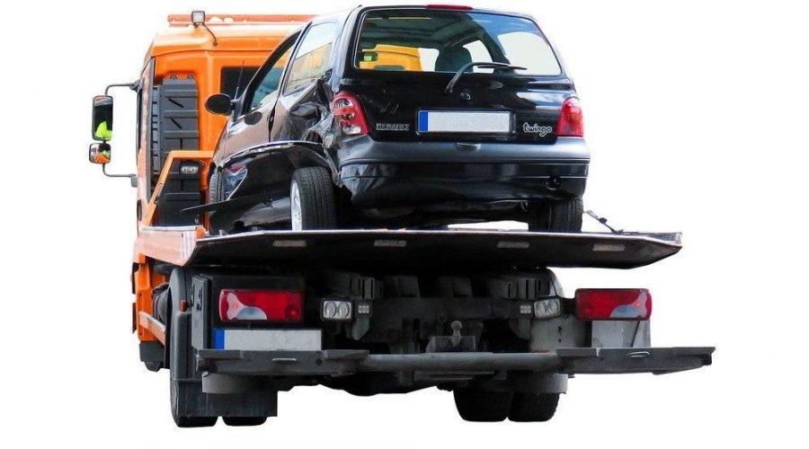 Rulla på med biltransport